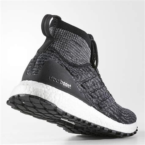 Adidas Ultraboost Mid Atr Black adidas ultra boost atr mid oreo s82036 sneakernews