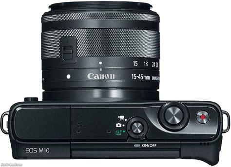 top canon canon eos m10 review