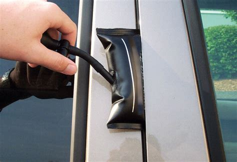 How To Unlock Car Door With Cell Phone by Air Wedge Wedge For Unlock Car Door