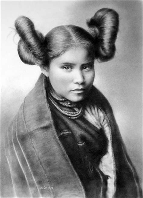 Hairstyle For Hopi Indian Girls | princess leia hopi girl society x
