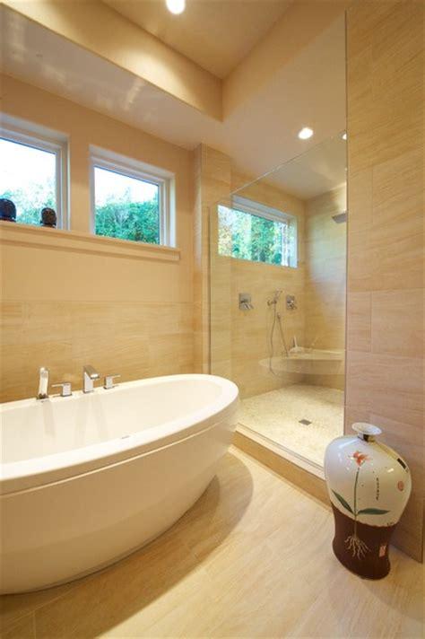 northwest bathrooms sedona northwest contemporary bathroom portland by