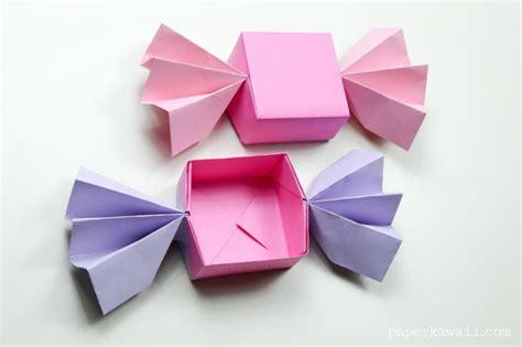 Paper Kawaii Origami Book - origami box lid paper kawaii