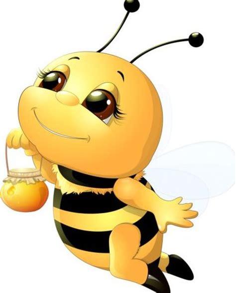 Bumblebee Lovely lovely bee set vectors 15 vector animal vector