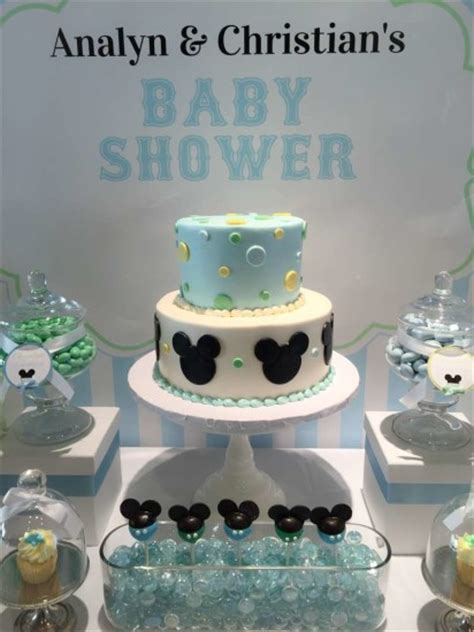Baby Mickey Baby Shower Ideas by Baby Mickey Mouse Baby Shower Baby Shower Ideas