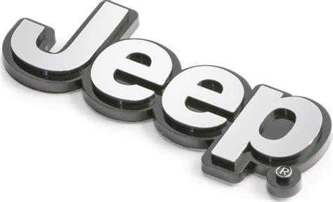 jeep logo art chroma graphics 9117 jeep logo injection molded emblem
