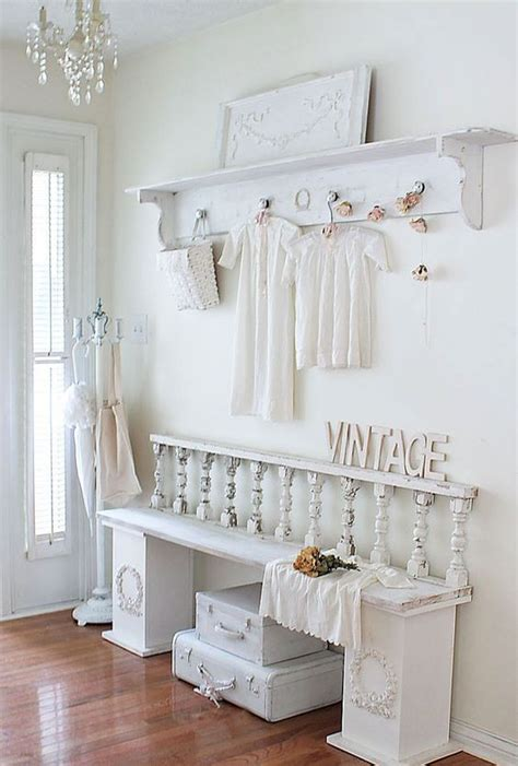 shabby to chic 25 shabby chic hallway and entryway d 233 cor ideas shelterness