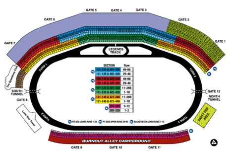 texas motor speedway cing map texas 500 fall race packages tickets texas motor speedway