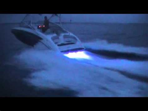 jet boat led lights yamaha jet boat jetboatpilot ocean led a6 a3 youtube