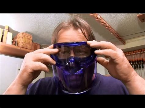 safety goggles  detachable face shield review