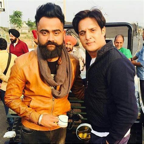punjabi muchh style amrit maan beard style name ideas latest hair cut for