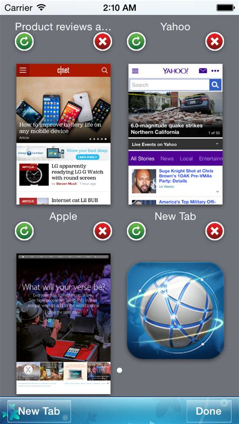 theme chrome ios fast web browser free new firefox chrome like themes