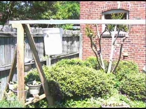 Above Ground Vegetable Garden Above Ground Container Vegetable Garden Using Rainwater