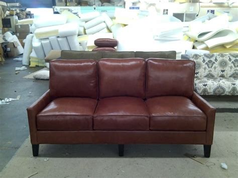 eclectic sofas trio leather sofa eclectic sofas dallas by monarch