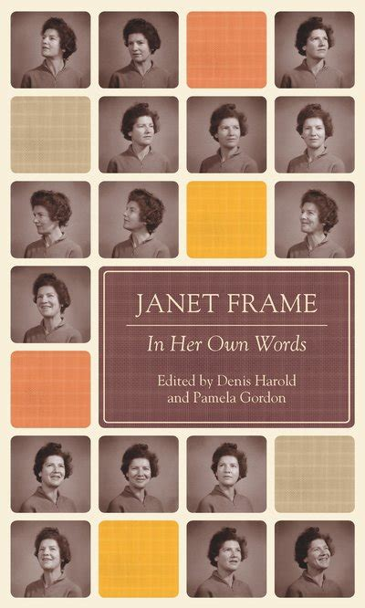 time frame split second volume 2 books janet frame in own words by janet frame penguin
