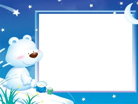 descargar imagenes sarcasticas para bb marco de foto oso polar de noche descargar marcos para fotos