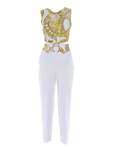 Versace Jumpsuit versace jumpsuit by versace jumpsuits ikrix