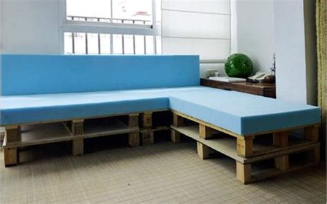 how to make a sectional sofa diy pallet sectional sofa for living room 99 pallets
