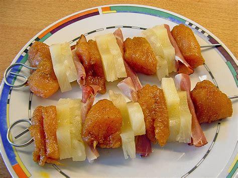 kuchen grillen ananas putenspie 223 e grillen rezepte chefkoch de