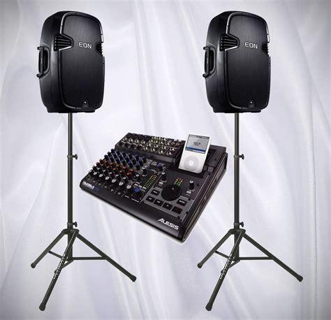 DIY DJ   Do it yourself DJ equipment   Sound equipment for
