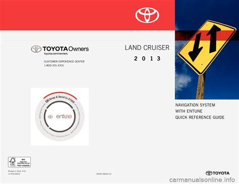 vehicle repair manual 2000 toyota land cruiser navigation system toyota land cruiser 2013 j200 navigation manual