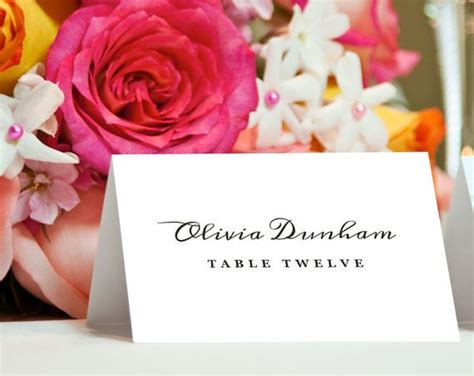 free place card template for mac 25 best ideas about printable place cards on