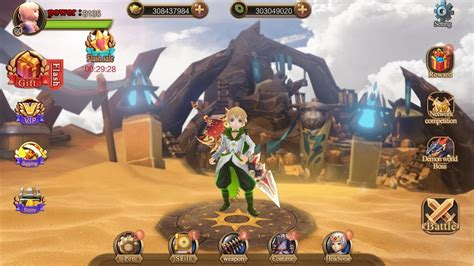 game mod apk offline revdl demon hunter rpg game android mod offline download link