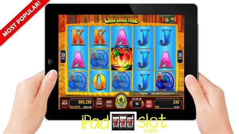 chili chili konami  ipad slots machine app ipad slot games