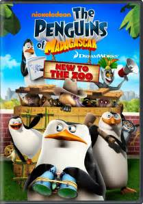 The penguins of madagascar new to the zoo