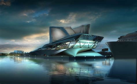 architecture design keelung harbor terminal synthesis design architecture