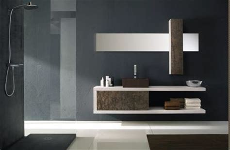 La Vanity by Modern Bathroom Vanities From La Roccia Part 1
