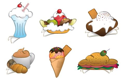 clipart vettoriali gratis 6 dessert di clipart vettoriali gratis clip clip