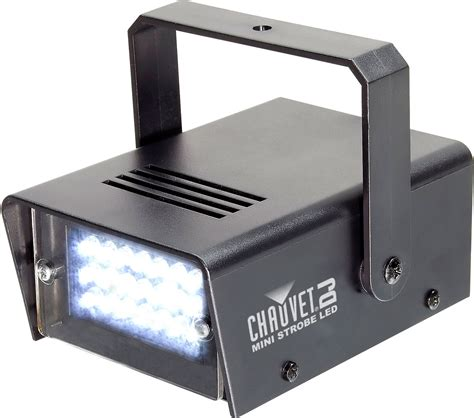 Strobe Light chauvet mini strobe led adjustable strobe light pssl