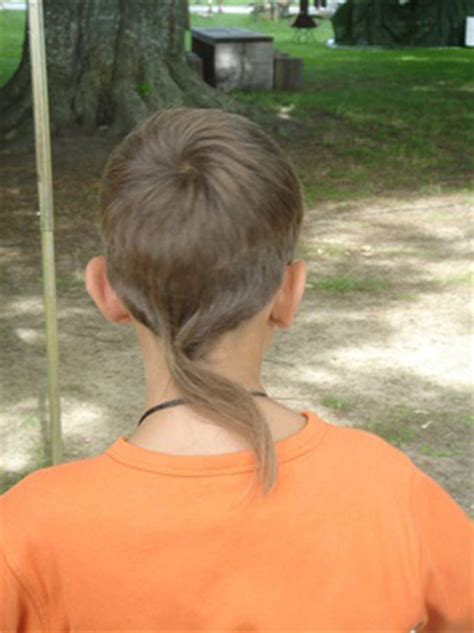 80s Rat Tail Hairstyles for Guys   Like Totally 80s