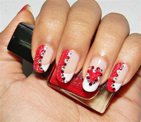 tutorial nail art love valentine s day nail art tutorial two designs