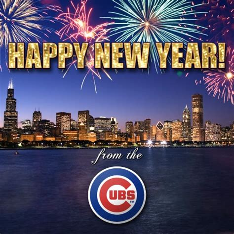 new year for cubs happy new year cubs fans hubby s cubby s
