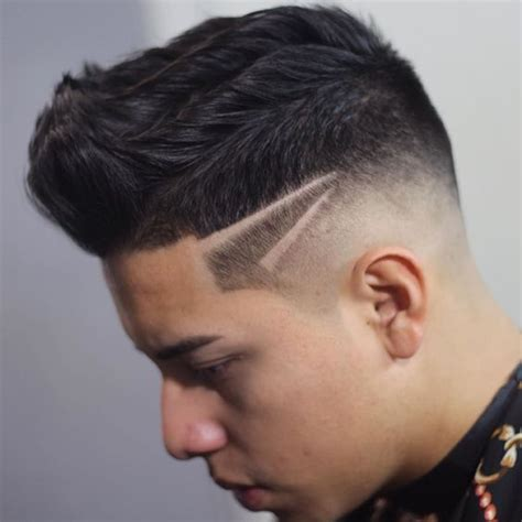 pattern haircuts 1000 images about cool patterns hairstyles on pinterest