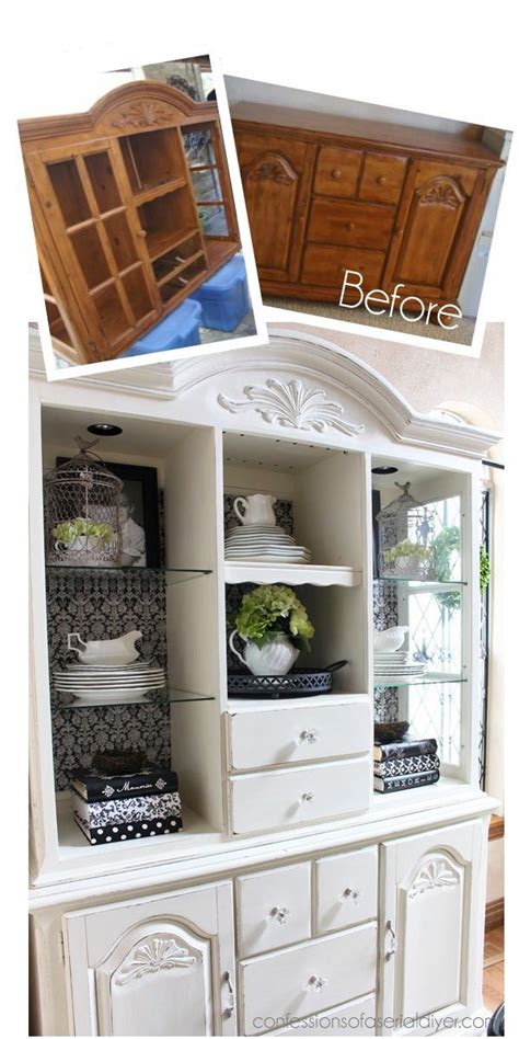 china cabinet makeover ideas 25 best ideas about china cabinet painted on