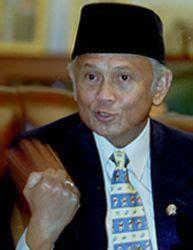 biography b j habibie in english presiden ri kangdoellah