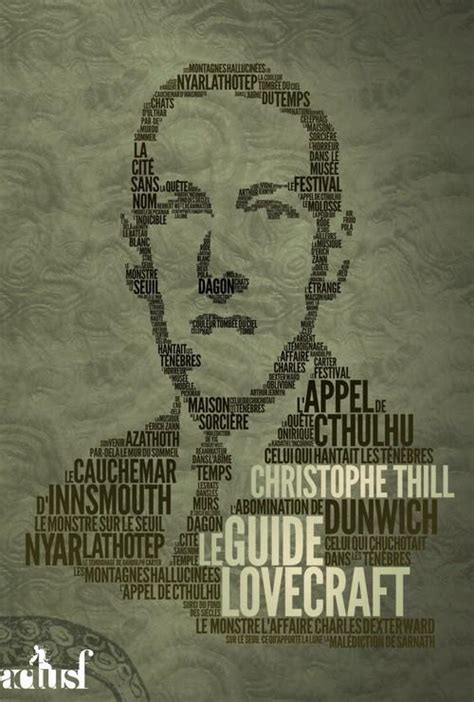 Le Guide Lovecraft De Christophe Thill Actusf Editions