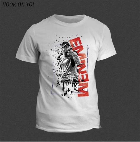 Eminem 10 Mens T Shirt by Eminem T Shirt Bad Meets Evil Rap Rock S T Shirt For