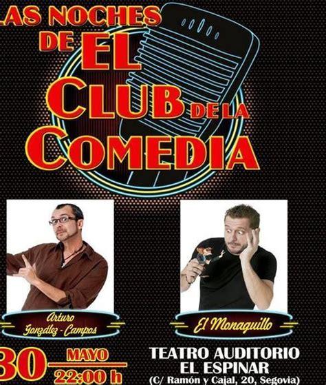 juego de noches 490 8437617456 las noches del club de la comedia con el monaguillo llegan al teatro de el espinar