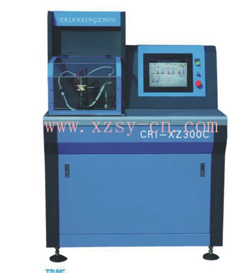 China Common Rail Injector Test Bench China Test Bench