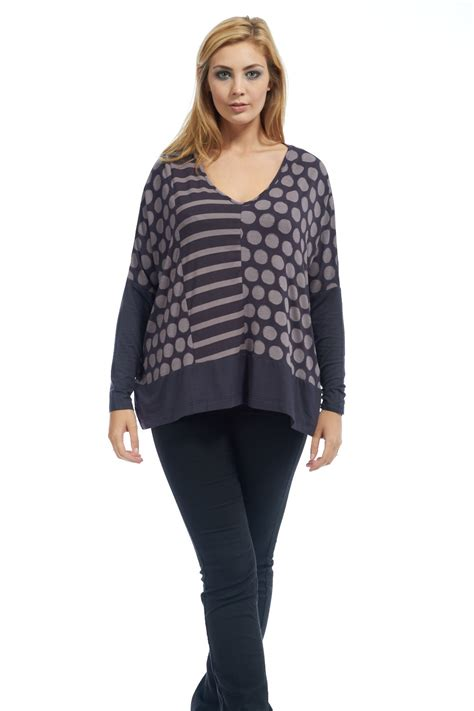 V Batwing Top v neck batwing sleeve top from clothing attractive