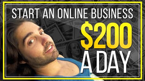 5 simple steps to start 200 day profit how to start an business from scratch 0 200 a day step by step