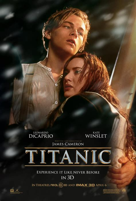 film titanic love james cameron s titanic 3d trailer