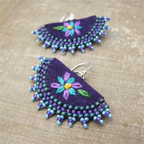 bead embroidery flowers beaded embroidery flowers makaroka