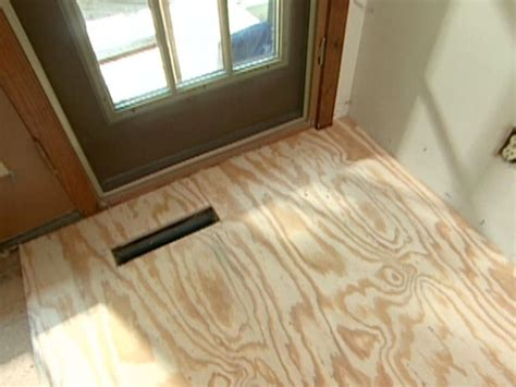Diy Heated Floor by How To Install A Heated Hardwood Floor How Tos Diy