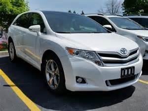 Toyota Venza 2016 2016 Toyota Venza Xle Awd White Erin Park Toyota New Car