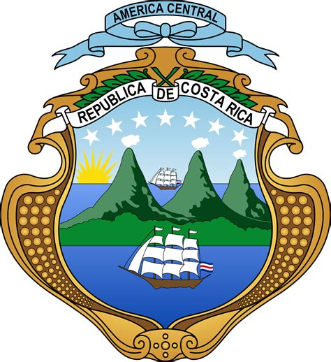 imagenes simbolos patrios costa rica escudo de costa rica wikipedia la enciclopedia libre