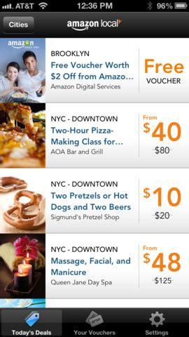 amazon local feeling generous now you can gift deals in amazon local